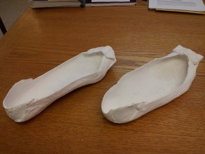 Orthotic casts